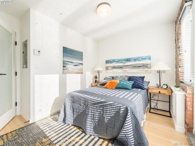 202 535 Fisgard St - Vi Downtown Condo Apartment for sale, 1 Bedroom (404699) #10