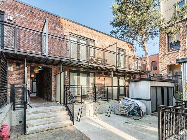 202 535 Fisgard St - Vi Downtown Condo Apartment for sale, 1 Bedroom (404699) #16