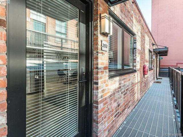 202 535 Fisgard St - Vi Downtown Condo Apartment for sale, 1 Bedroom (404699) #17
