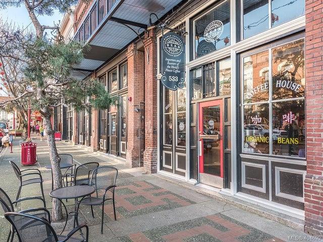 202 535 Fisgard St - Vi Downtown Condo Apartment for sale, 1 Bedroom (404699) #18