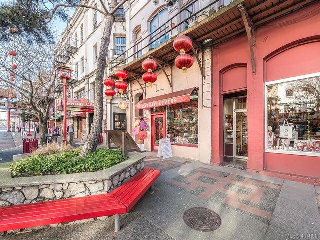 202 535 Fisgard St - Vi Downtown Condo Apartment for sale, 1 Bedroom (404699) #20