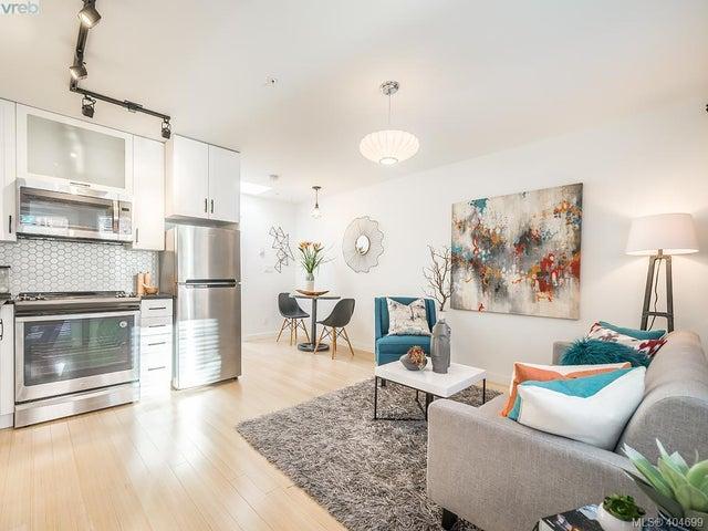 202 535 Fisgard St - Vi Downtown Condo Apartment for sale, 1 Bedroom (404699) #2