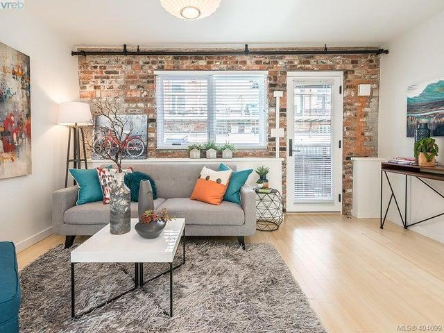 202 535 Fisgard St - Vi Downtown Condo Apartment for sale, 1 Bedroom (404699) #4