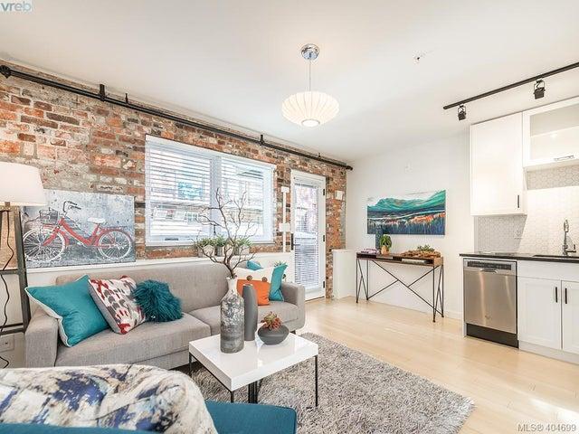 202 535 Fisgard St - Vi Downtown Condo Apartment for sale, 1 Bedroom (404699) #5