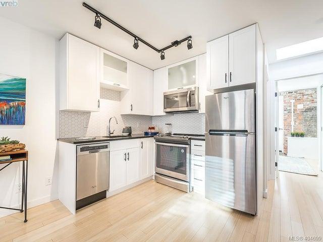 202 535 Fisgard St - Vi Downtown Condo Apartment for sale, 1 Bedroom (404699) #6