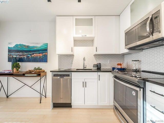 202 535 Fisgard St - Vi Downtown Condo Apartment for sale, 1 Bedroom (404699) #7