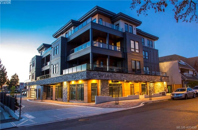103 9710 Fourth St - Si Sidney South-East Condo Apartment for sale, 1 Bedroom (405499) #1