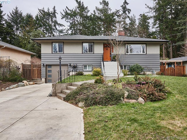 4025 Haro Rd - SE Arbutus Single Family Detached for sale, 5 Bedrooms (406533) #1