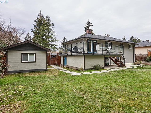 4025 Haro Rd - SE Arbutus Single Family Detached for sale, 5 Bedrooms (406533) #25