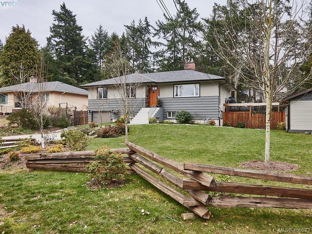 4025 Haro Rd - SE Arbutus Single Family Detached for sale, 5 Bedrooms (406533) #2