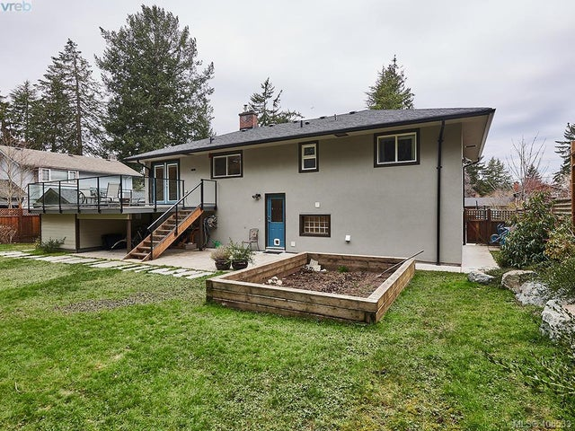 4025 Haro Rd - SE Arbutus Single Family Detached for sale, 5 Bedrooms (406533) #30