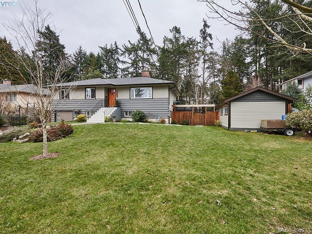 4025 Haro Rd - SE Arbutus Single Family Detached for sale, 5 Bedrooms (406533) #31