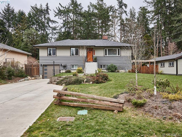 4025 Haro Rd - SE Arbutus Single Family Detached for sale, 5 Bedrooms (406533) #32