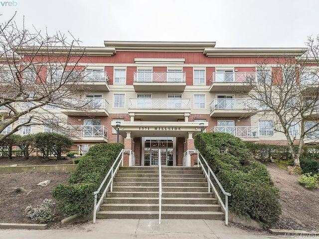 308 1371 Hillside Ave - Vi Oaklands Condo Apartment for sale, 2 Bedrooms (407481) #1