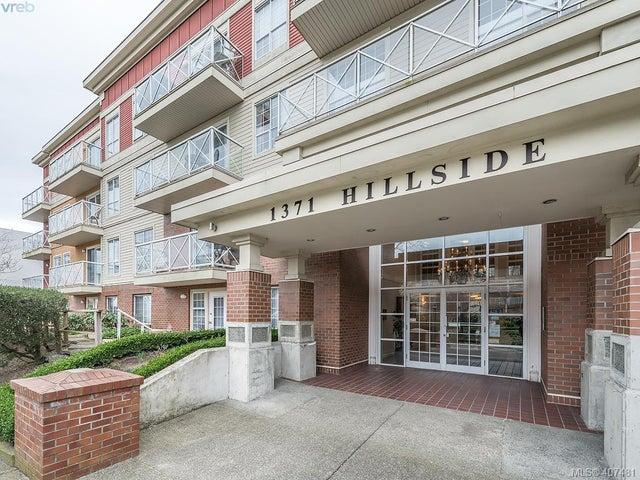 308 1371 Hillside Ave - Vi Oaklands Condo Apartment for sale, 2 Bedrooms (407481) #20