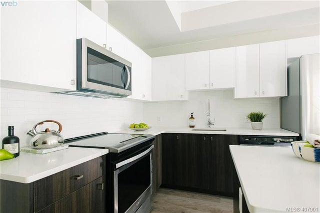 214 767 Tyee Rd - VW Victoria West Condo Apartment for sale, 1 Bedroom (407901) #12