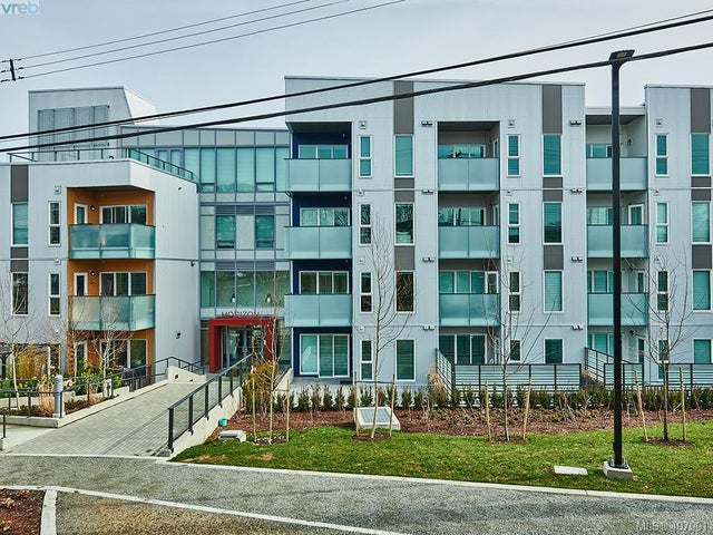 214 767 Tyee Rd - VW Victoria West Condo Apartment for sale, 1 Bedroom (407901) #33
