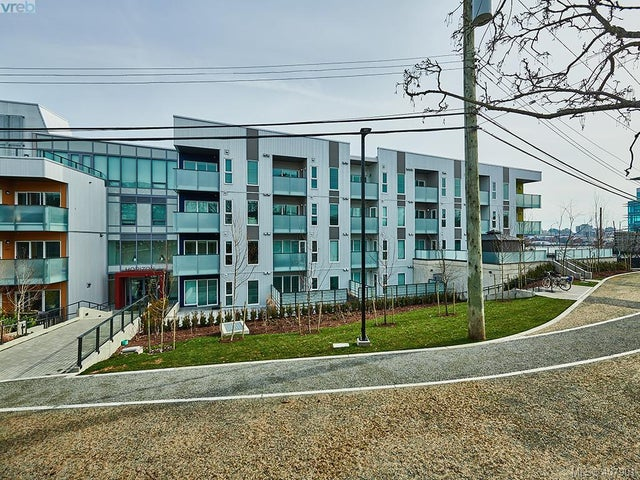 214 767 Tyee Rd - VW Victoria West Condo Apartment for sale, 1 Bedroom (407901) #34