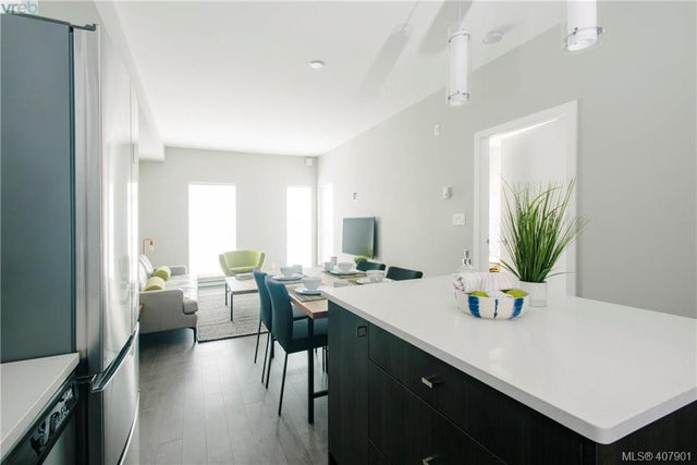 214 767 Tyee Rd - VW Victoria West Condo Apartment for sale, 1 Bedroom (407901) #5
