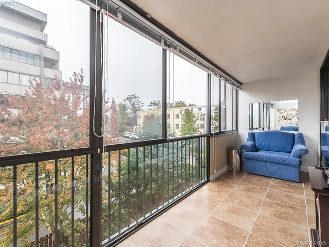 506 777 Blanshard St - Vi Downtown Condo Apartment for sale, 1 Bedroom (408185) #11