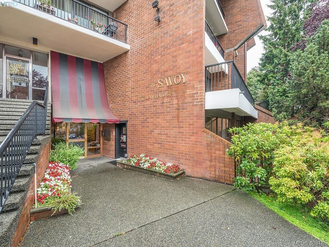 506 777 Blanshard St - Vi Downtown Condo Apartment for sale, 1 Bedroom (408185) #17
