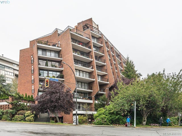 506 777 Blanshard St - Vi Downtown Condo Apartment for sale, 1 Bedroom (408185) #1
