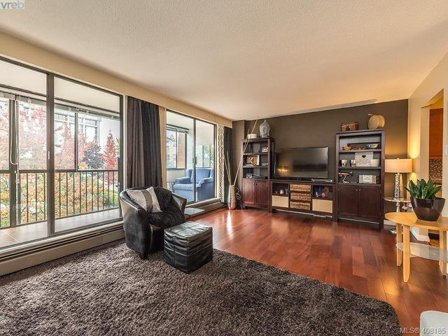 506 777 Blanshard St - Vi Downtown Condo Apartment for sale, 1 Bedroom (408185) #2