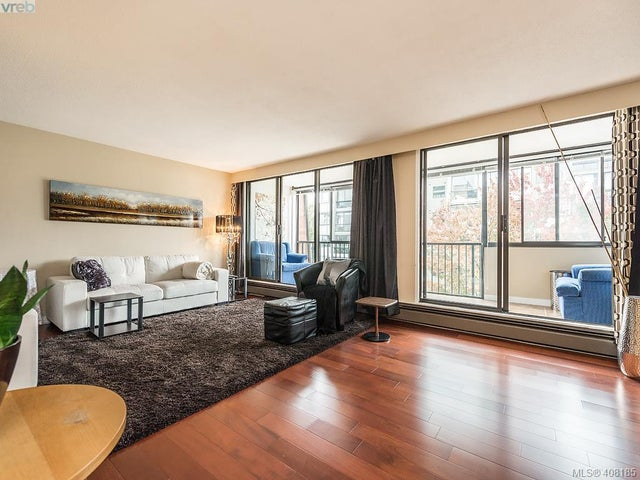 506 777 Blanshard St - Vi Downtown Condo Apartment for sale, 1 Bedroom (408185) #4