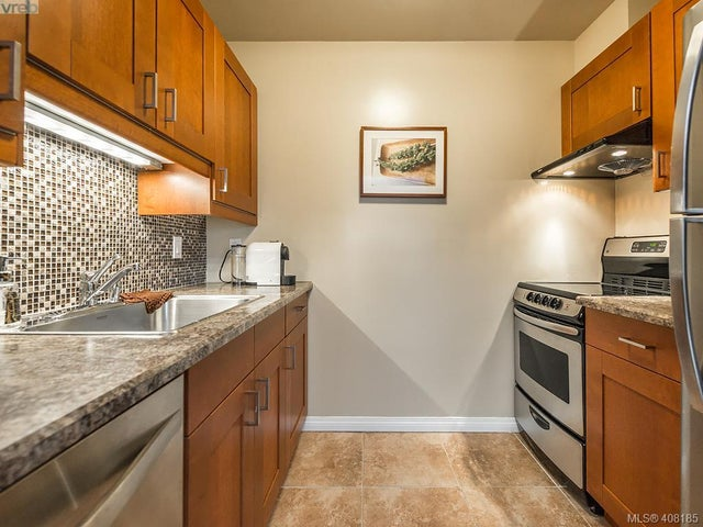 506 777 Blanshard St - Vi Downtown Condo Apartment for sale, 1 Bedroom (408185) #6
