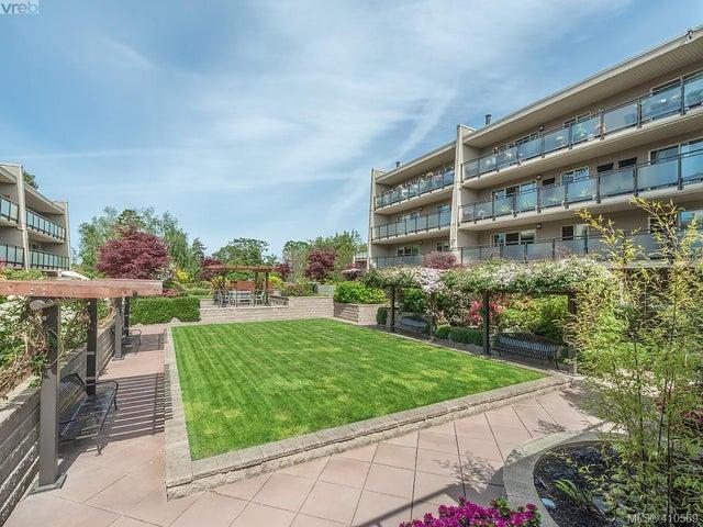 311 1419 Stadacona Ave - Vi Fernwood Condo Apartment for sale, 1 Bedroom (410569) #17