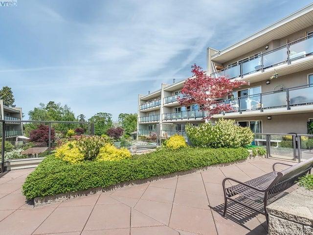 311 1419 Stadacona Ave - Vi Fernwood Condo Apartment for sale, 1 Bedroom (410569) #18