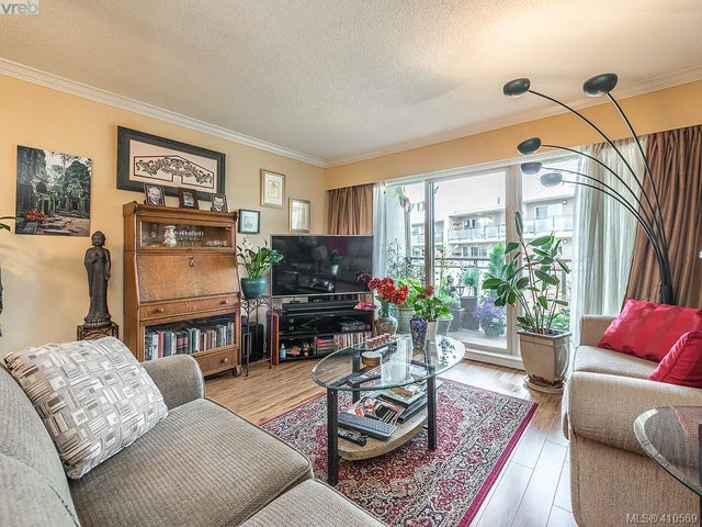 311 1419 Stadacona Ave - Vi Fernwood Condo Apartment for sale, 1 Bedroom (410569) #2