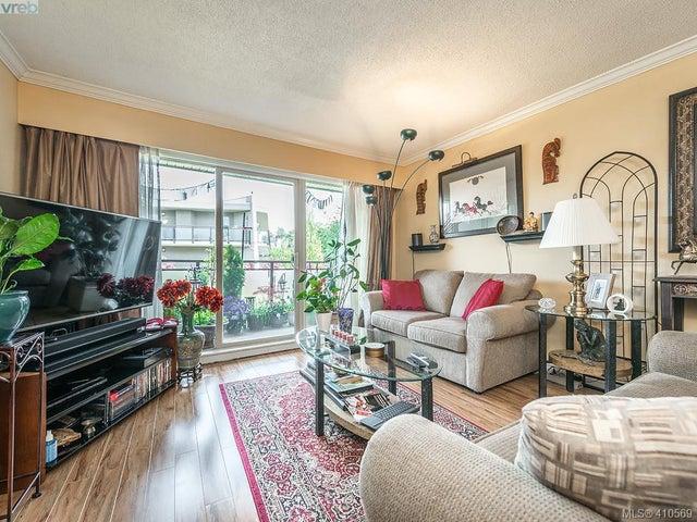 311 1419 Stadacona Ave - Vi Fernwood Condo Apartment for sale, 1 Bedroom (410569) #3