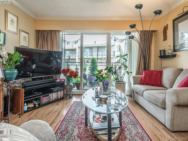 311 1419 Stadacona Ave - Vi Fernwood Condo Apartment for sale, 1 Bedroom (410569) #4
