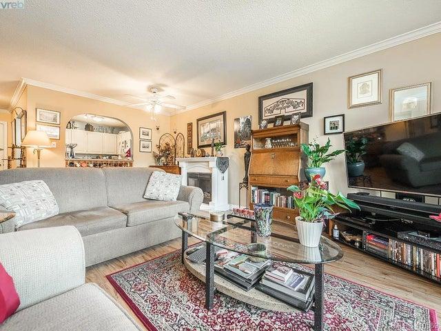 311 1419 Stadacona Ave - Vi Fernwood Condo Apartment for sale, 1 Bedroom (410569) #5