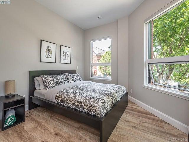 203 595 Pandora Ave - Vi Downtown Condo Apartment for sale, 2 Bedrooms (412396) #11
