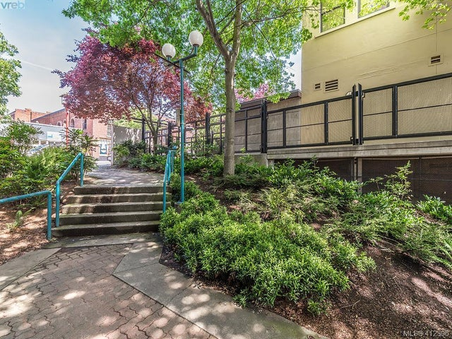 203 595 Pandora Ave - Vi Downtown Condo Apartment for sale, 2 Bedrooms (412396) #18