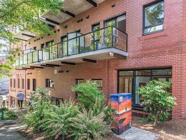 203 595 Pandora Ave - Vi Downtown Condo Apartment for sale, 2 Bedrooms (412396) #19