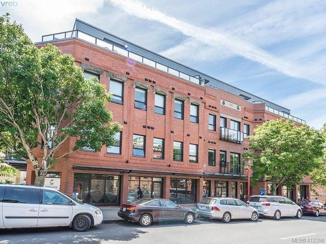 203 595 Pandora Ave - Vi Downtown Condo Apartment for sale, 2 Bedrooms (412396) #20