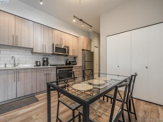 203 595 Pandora Ave - Vi Downtown Condo Apartment for sale, 2 Bedrooms (412396) #6