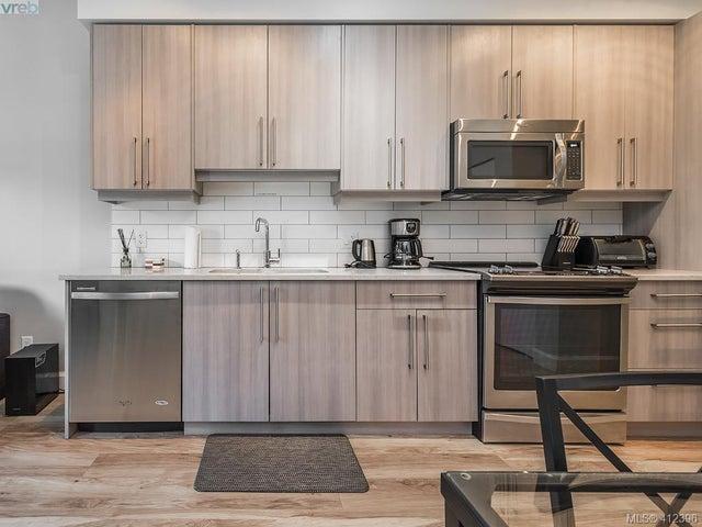 203 595 Pandora Ave - Vi Downtown Condo Apartment for sale, 2 Bedrooms (412396) #7