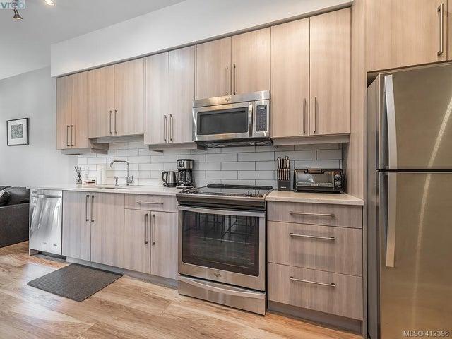 203 595 Pandora Ave - Vi Downtown Condo Apartment for sale, 2 Bedrooms (412396) #8