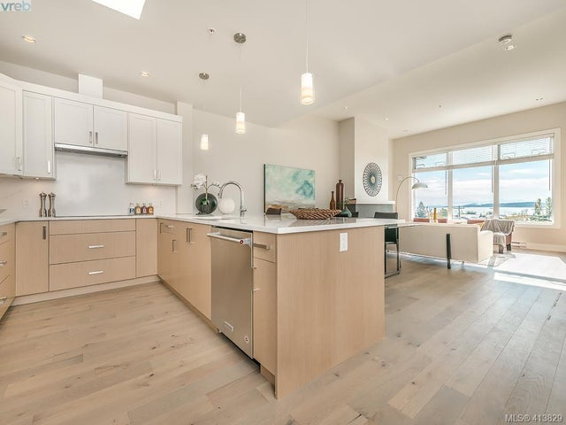 402 9710 Fourth St - Si Sidney South-East Condo Apartment for sale, 2 Bedrooms (413829) #9