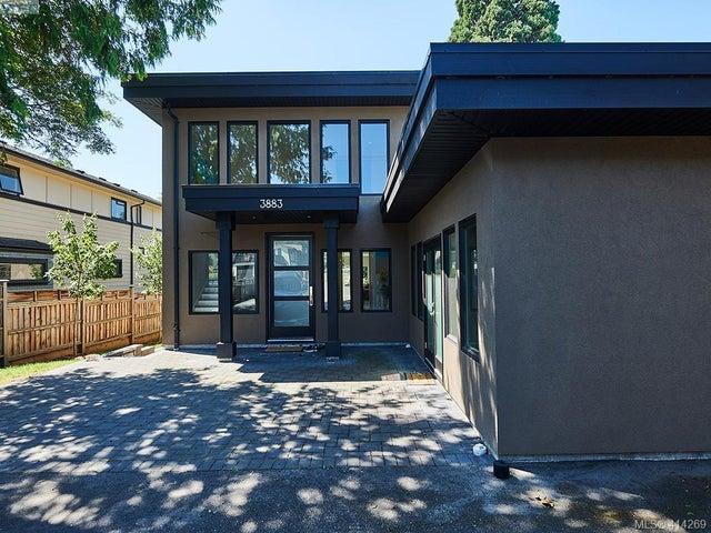 3883 Cadboro Bay Rd - SE Cadboro Bay Single Family Detached for sale, 6 Bedrooms (414269) #1