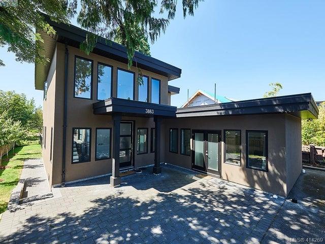 3883 Cadboro Bay Rd - SE Cadboro Bay Single Family Detached for sale, 6 Bedrooms (414269) #2