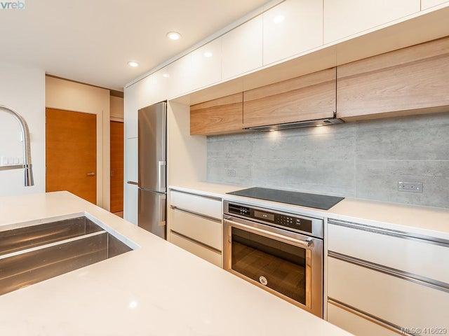 604 989 Johnson St - Vi Downtown Condo Apartment for sale, 1 Bedroom (416629) #10