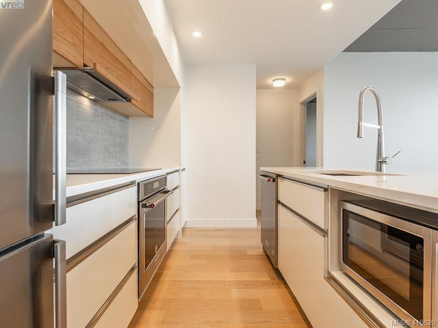 604 989 Johnson St - Vi Downtown Condo Apartment for sale, 1 Bedroom (416629) #11