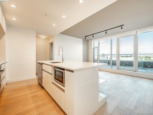604 989 Johnson St - Vi Downtown Condo Apartment for sale, 1 Bedroom (416629) #12