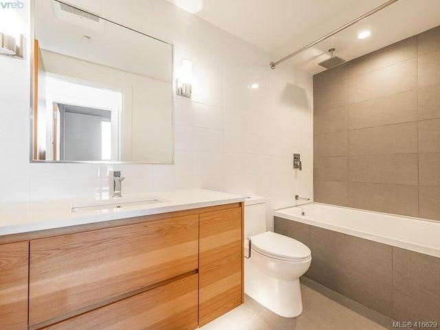 604 989 Johnson St - Vi Downtown Condo Apartment for sale, 1 Bedroom (416629) #15