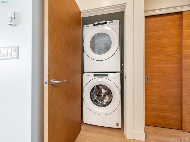 604 989 Johnson St - Vi Downtown Condo Apartment for sale, 1 Bedroom (416629) #16